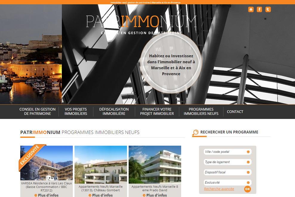 Patrimmonium, défiscalisation immobilière