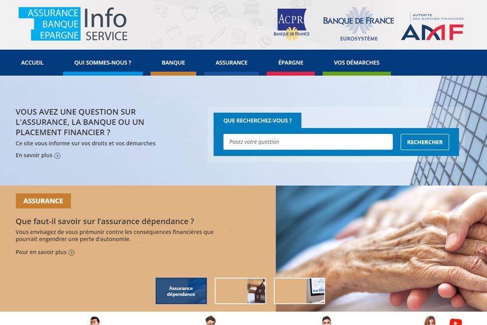 Assurance Banque Epargne Info Service
