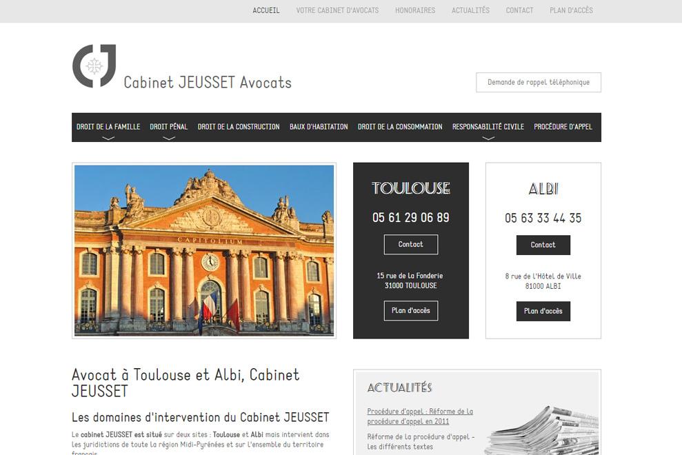 Cabinet Jeusset,avocats multidisciplinaire