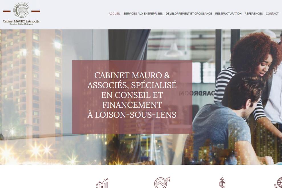 Cabinet Mauro & Associés, gestion d'entreprise