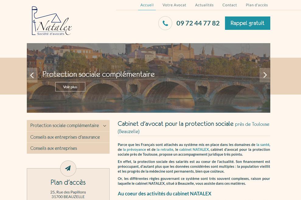 Cabinet Natalex, avocats droit social