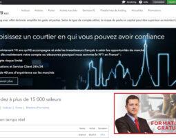 IG Markets,courtage en ligne