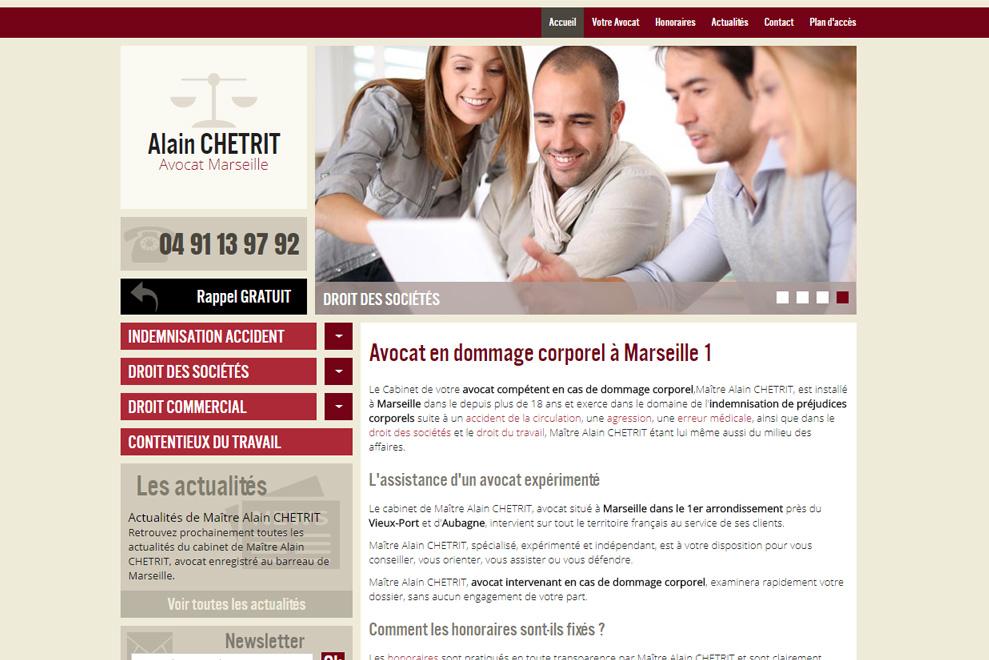 Me Alain Chetrit, avocat droit du travail