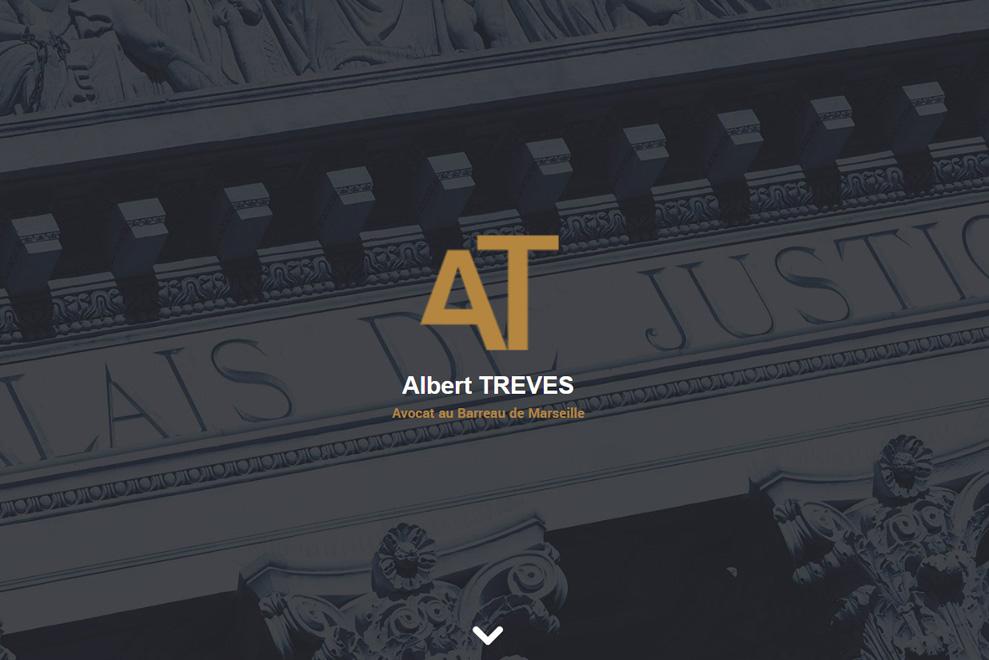 Me Albert Treves, avocat généraliste