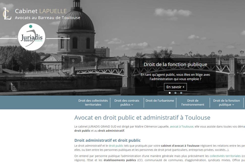 Me Clémence Lapuelle, avocat droit administratif