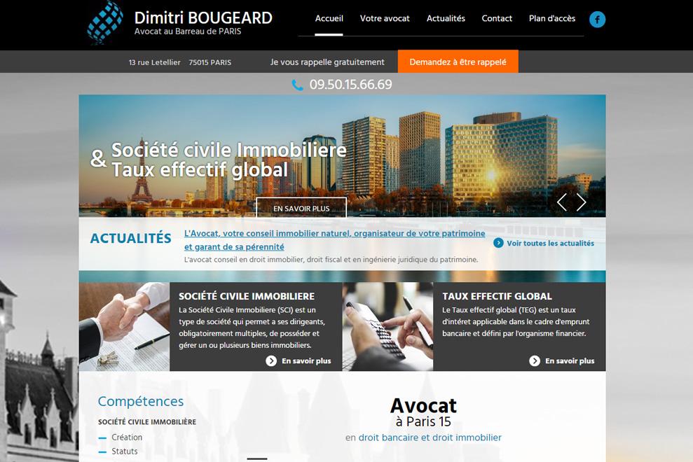 Me Dimitri Bougeard,avocat droit bancaire