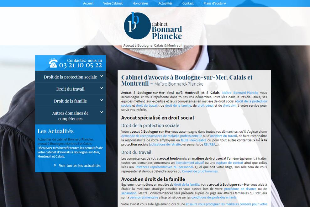 Me Laëtitia Bonnard-Plancke, avocats droit de la famille