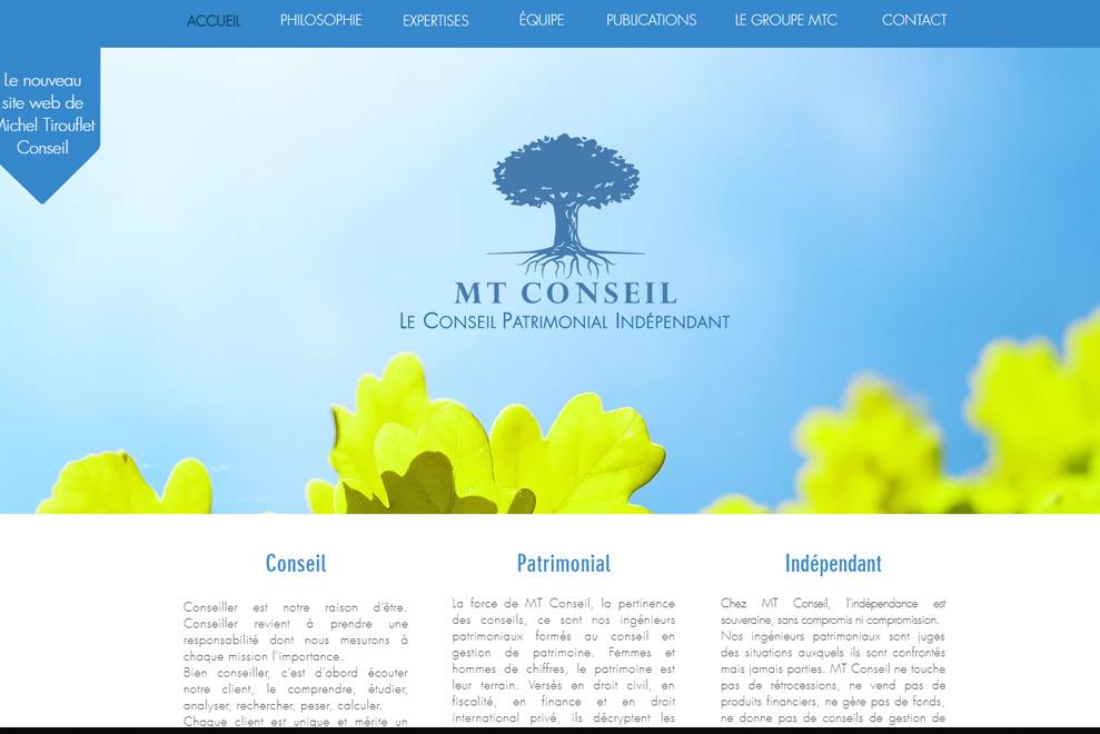 MT Conseil, conseil en gestion patrimoniale