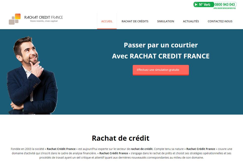 Rachat de crédit France,courtier