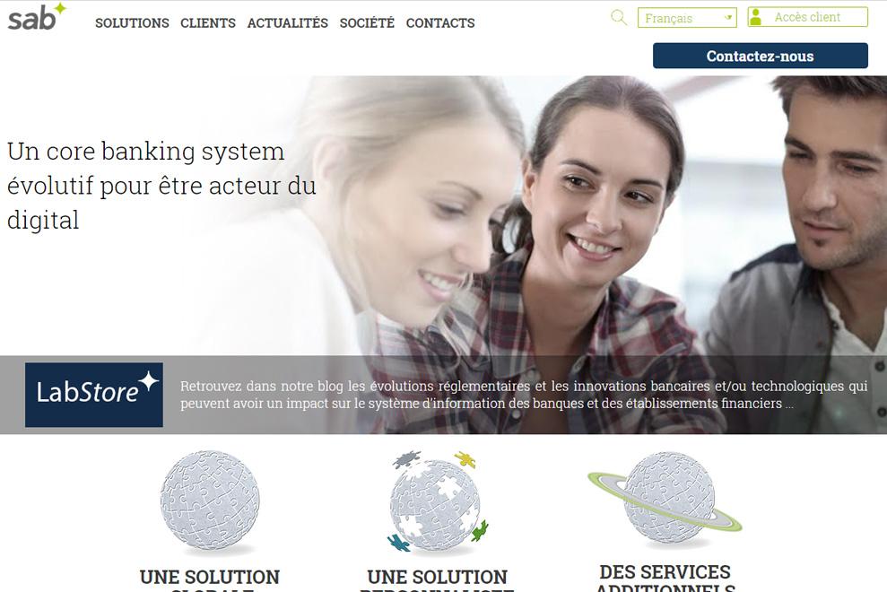 SAB AT,logiciel de gestion