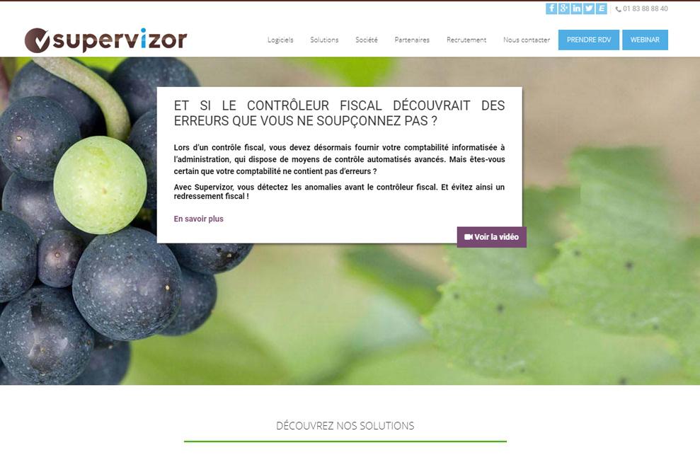 Supervizor, logiciel d'audit comptable