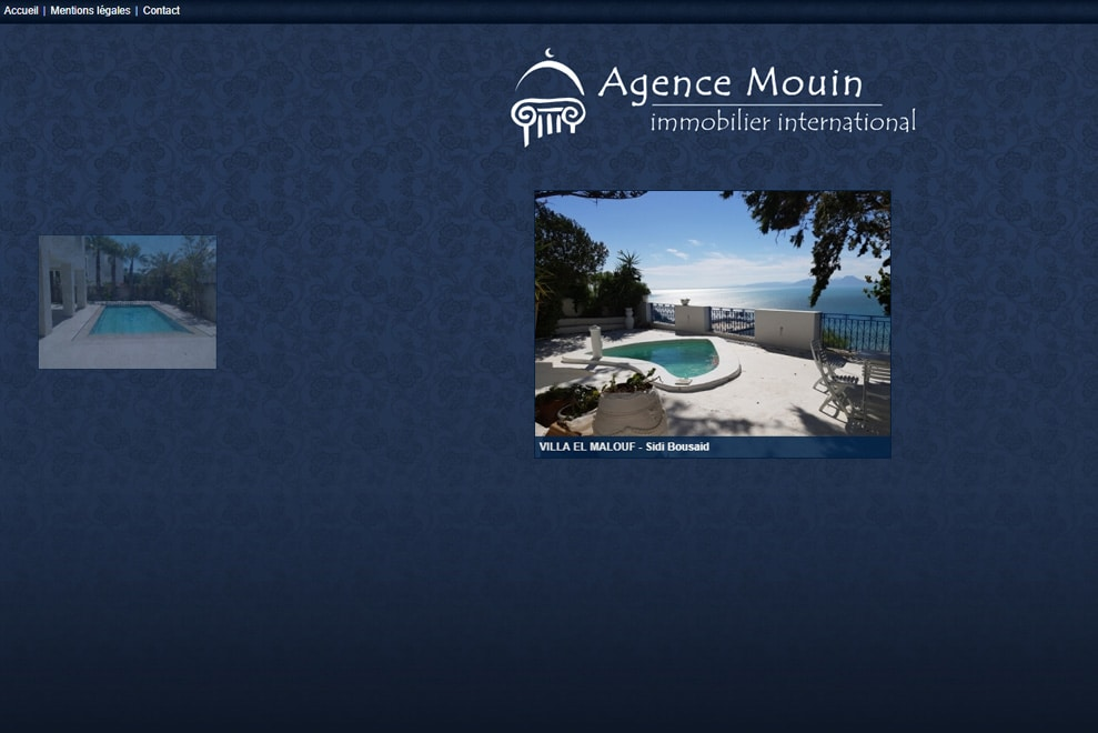 Agence Mouin, agence immobilière