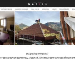 Batiss immobilier, diagnostic immobilier