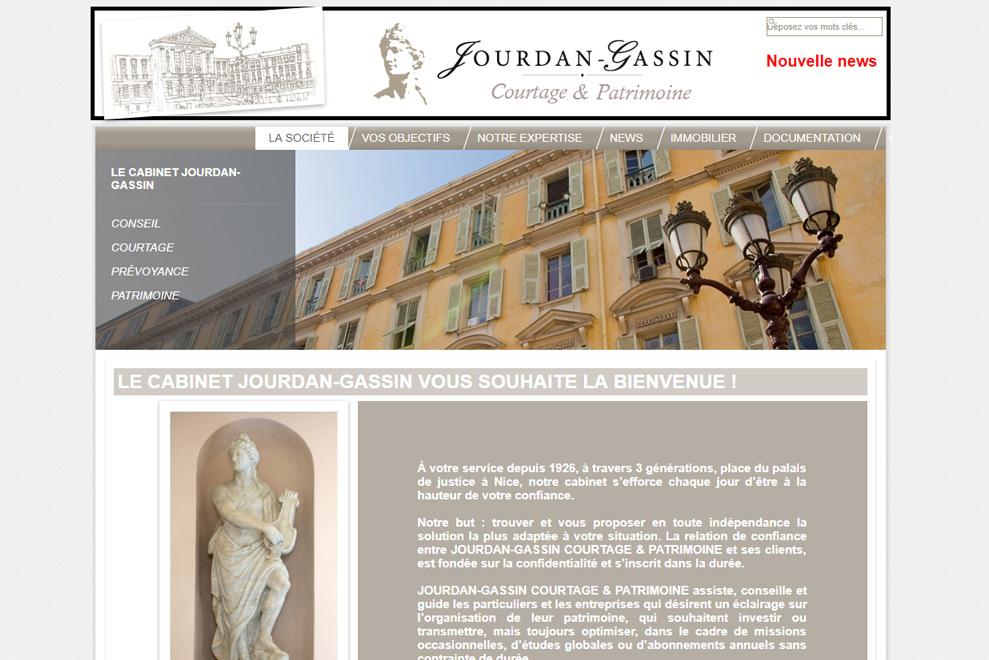 Cabinet Jourdan-Gassin, gestion de patrimoine