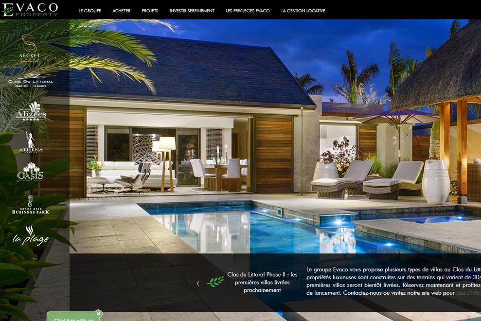 Evaco Property,promoteur immobilier
