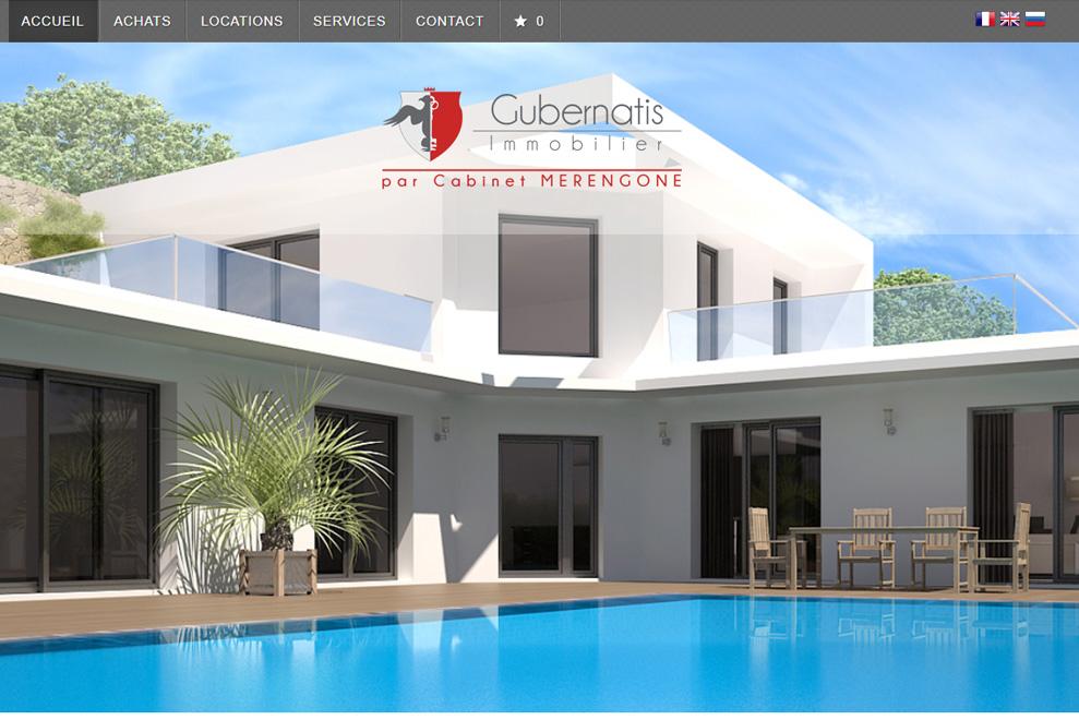 Gubernatis Immobilier, agence immobilière