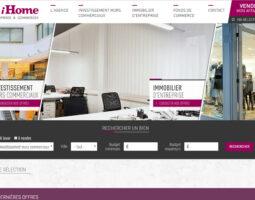 iHome Commerce, immobilier de commerces