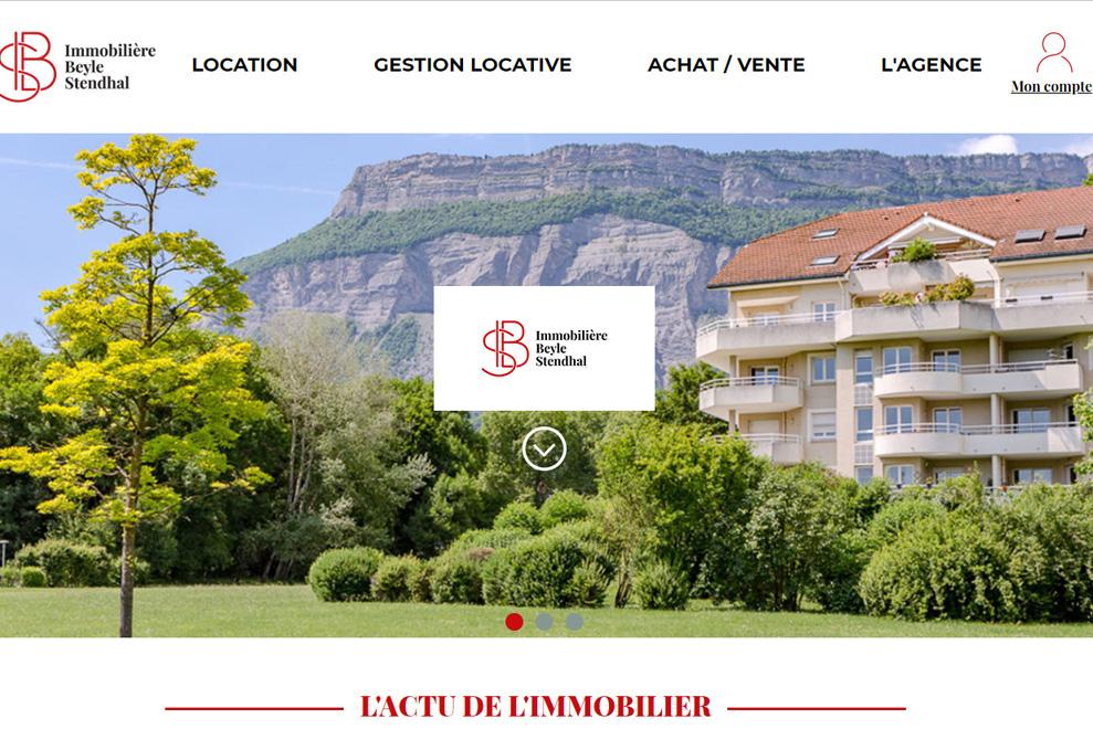 Immobilière Beyle Stendhal, agence immobilière