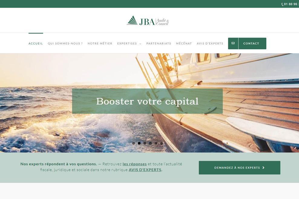 JBA Audit et Conseil, gestion de patrimoine