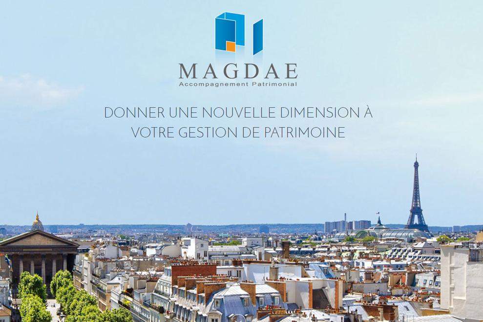 Magdae, gestion de patrimoine