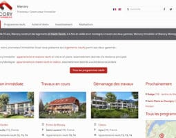 Marcory Immobilier, promoteur immobilier
