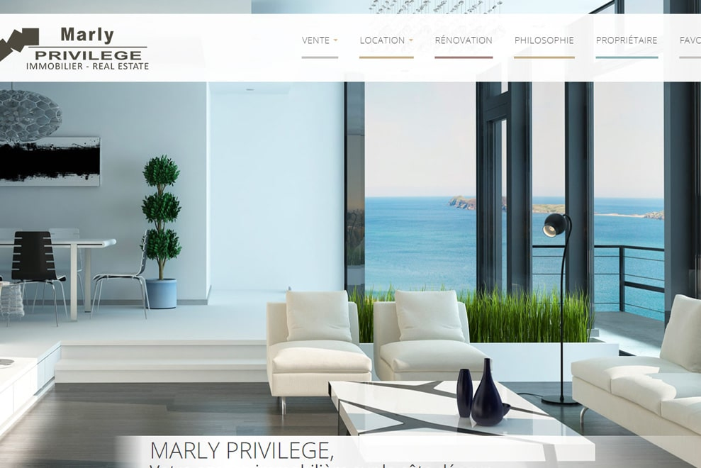 Marly Privilège, agence immobilière