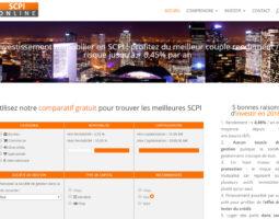 SCPI-online, gestion de patrimoine