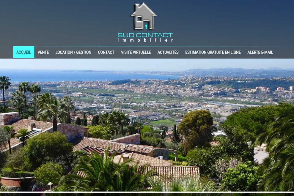 Sud Contact immobilier,agence immobilière