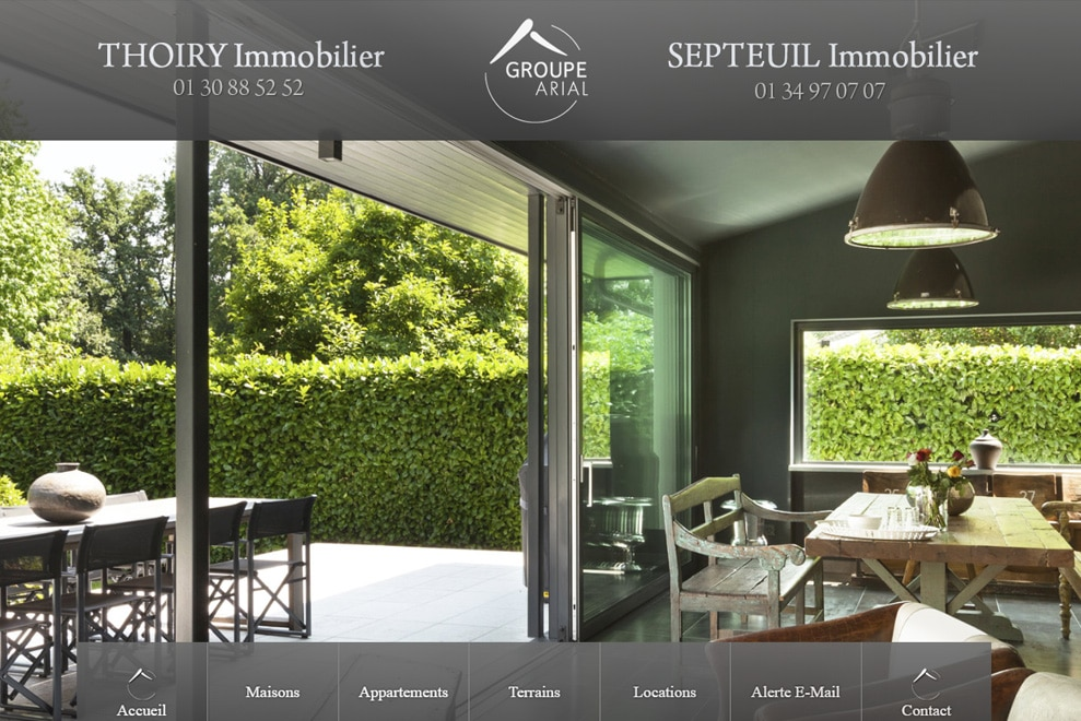 Thoiry Immobilier, agence immobilière