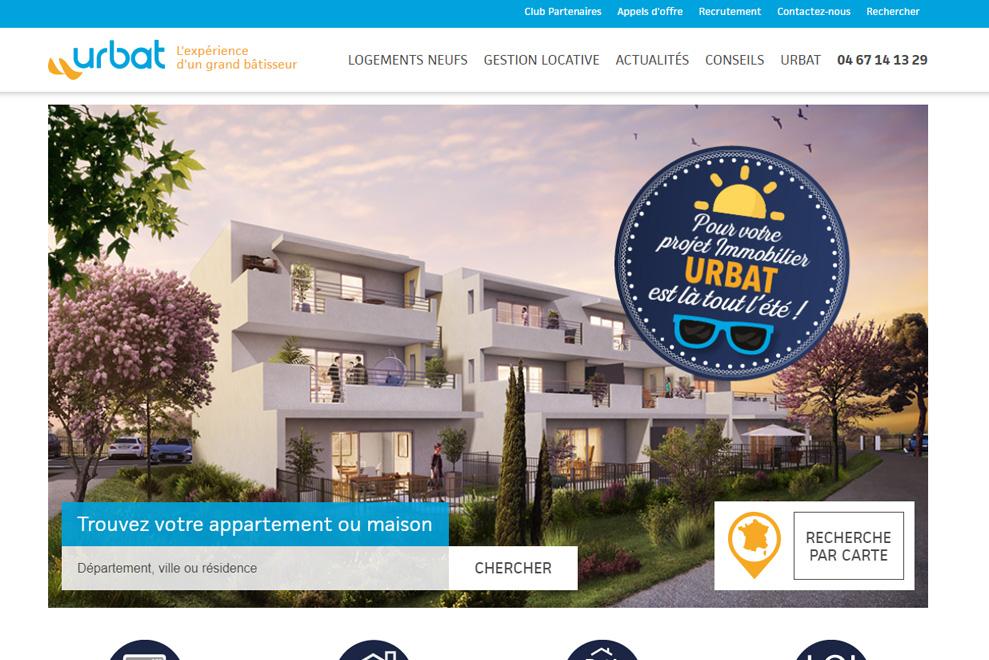 Urbat,promoteur immobilier