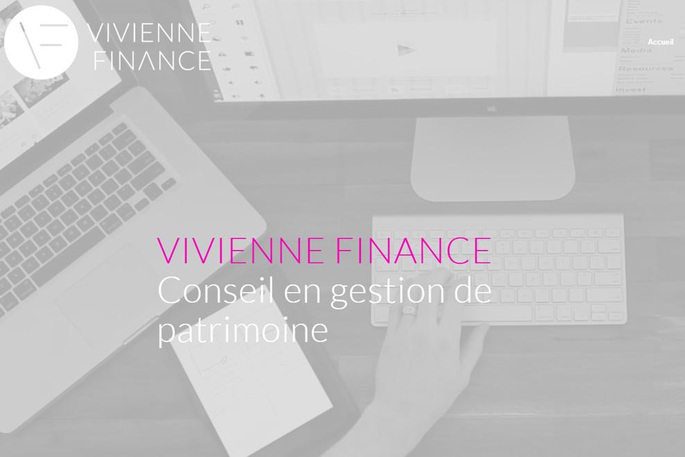 Vivienne Finance, gestion de patrimoine