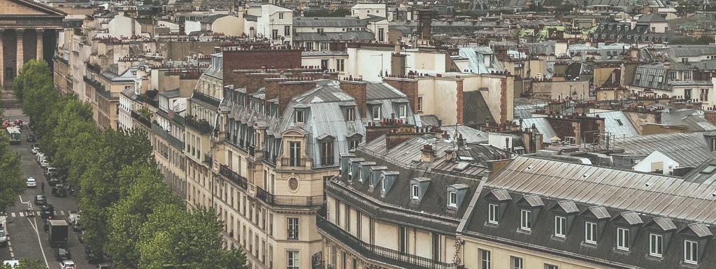 3 raisons pour lesquelles investir dans l'ancien à Paris