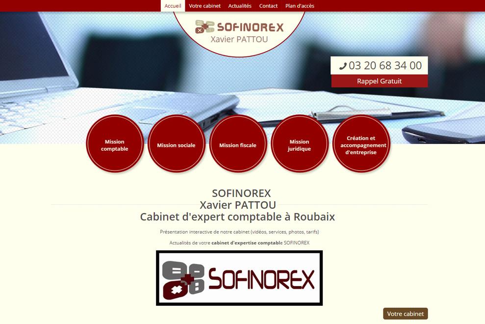 Sofinorex, expert comptable