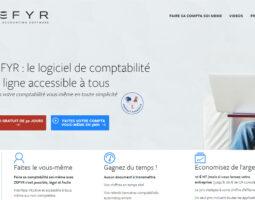 ZEFYR, logiciel de comptabilité en ligne
