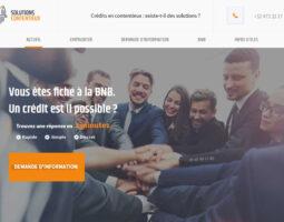 Solutions contentieux, crédit en Belgique