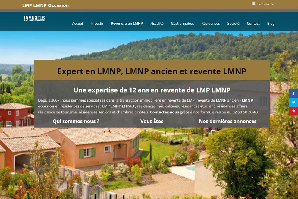 Investir en LMNP occasion, investissement locatif