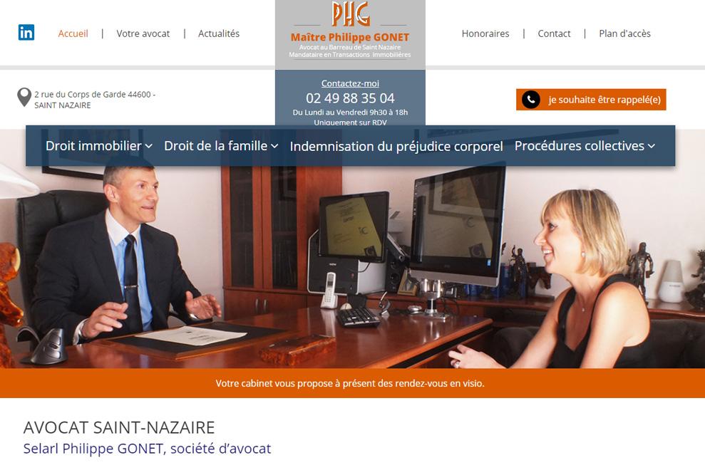 Me Philippe Gonet, avocat droit de la famille