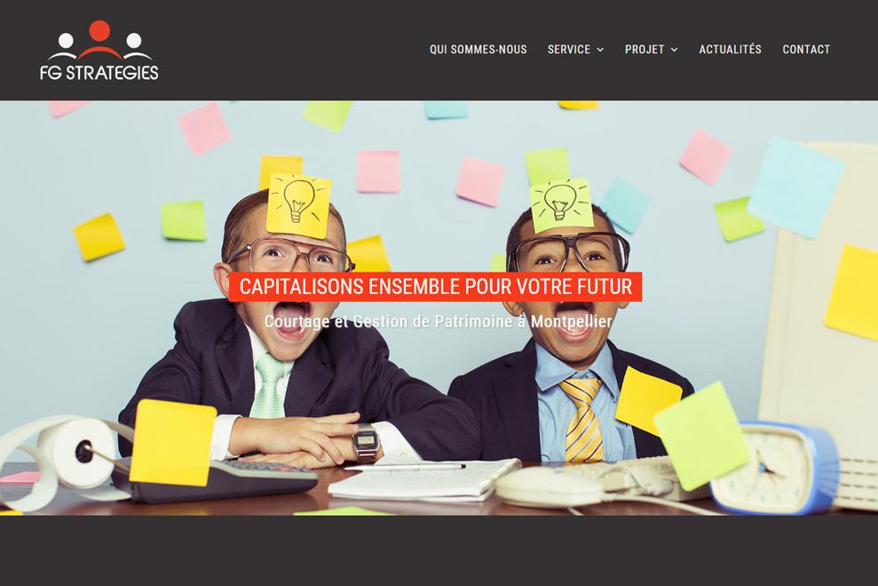 FG STRATEGIES : votre cabinet de conseil financier à Montpellier