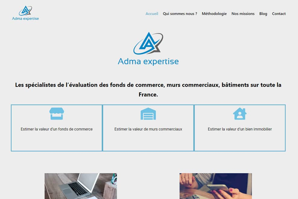 Adma Expertise, expertise immobilière